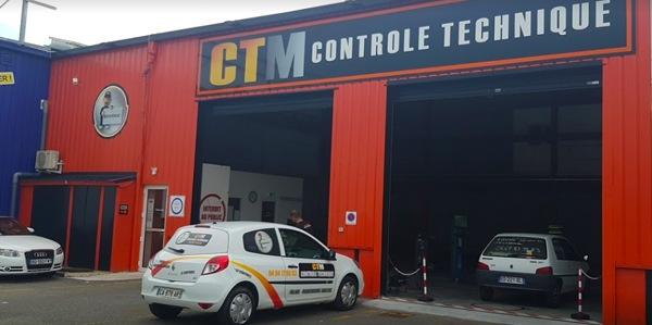 CTM Roquebrune sur Argens - Contrôle Technique pas cher